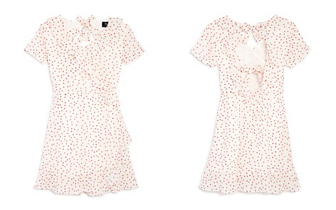 Bardot Junior Girls' Allira Ruffled Polka Dot Dress - Little Kid - Bloomingdale's_2