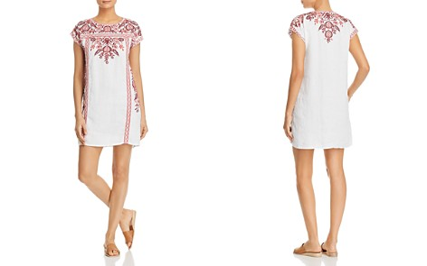 Johnny Was Oranda Embroidered Tunic Dress - Bloomingdale's_2