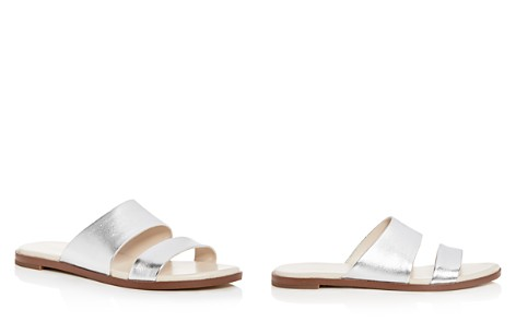 Cole Haan Women's Anica Leather Slide Sandals - Bloomingdale's_2