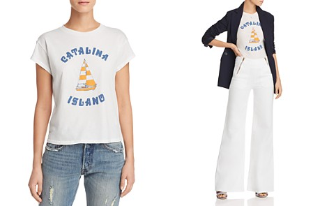 Michelle by Comune Catalina Graphic Tee - Bloomingdale's_2