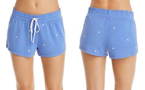 PJ Salvage Star Sleep Shorts - Bloomingdale's_2