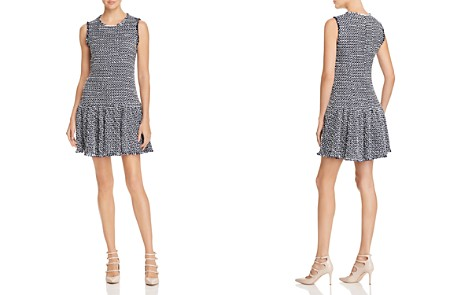 Rebecca Taylor Sleeveless Multi Tweed Dress - Bloomingdale's_2