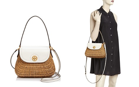 Tory Burch Lacquered Rattan Basket Crossbody - Bloomingdale's_2