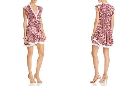 Poupette St. Barth Sasha Mini Dress - Bloomingdale's_2