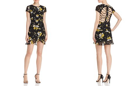 Bardot Lucy Strappy Cutout Dress - Bloomingdale's_2