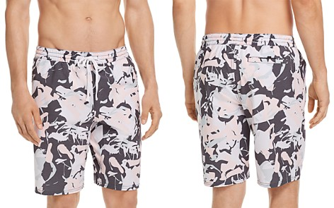 Spiritual Gangster Nirvana Camouflage Board Shorts - Bloomingdale's_2