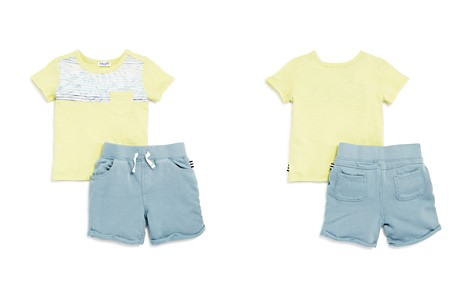 Splendid Boys' Contrast-Yoke Tee & Shorts Set - Baby - Bloomingdale's_2