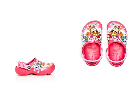 Crocs x Nickelodeon Girls' PAW Patrol© Fun Lab Clogs - Walker, Toddler, Little Kid - Bloomingdale's_2