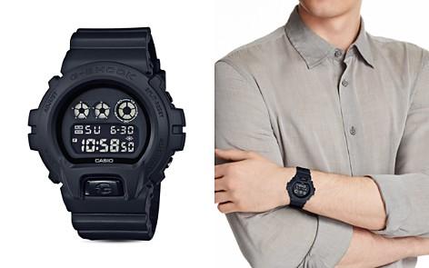 Casio Black G-Shock Watch, 50mm - Bloomingdale's_2