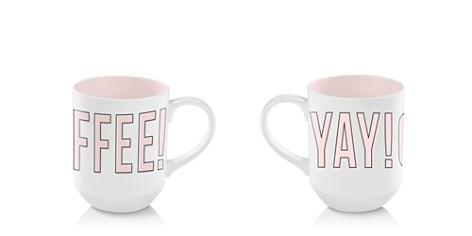 Fringe Pas Yay! Coffee! Mug - Bloomingdale's_2