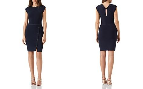 REISS Jetta Knit Dress - Bloomingdale's_2
