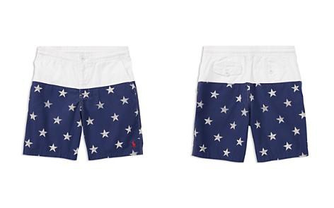 Polo Ralph Lauren Boys' Star-Print Poplin Shorts - Big Kid - Bloomingdale's_2