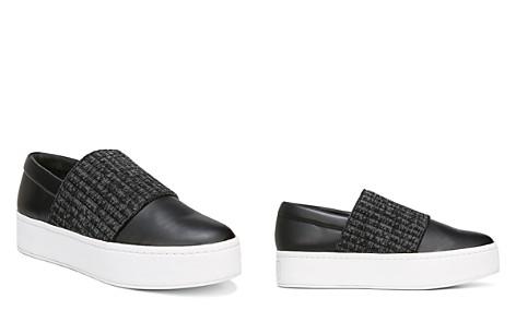 Vince Women's Weadon Leather Platform Sneakers - Bloomingdale's_2