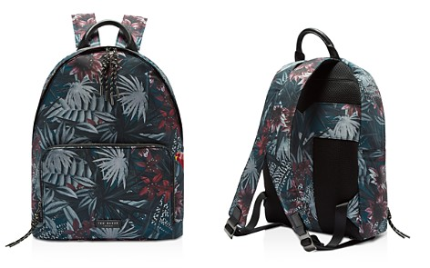 Ted Baker Feather Embroidered Floral Backpack - Bloomingdale's_2