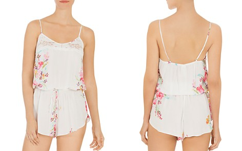 In Bloom by Jonquil Floral Romper - Bloomingdale's_2