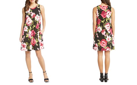 Karen Kane Chloe Sleeveless Floral-Print Dress - Bloomingdale's_2
