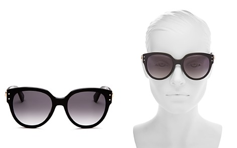 Moschino Women's 013 Round Sunglasses, 56mm - Bloomingdale's_2