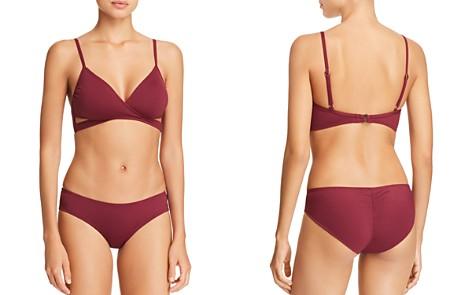 VINCE CAMUTO Wrap Bikini Top & Cheeky Bikini Bottom - Bloomingdale's_2