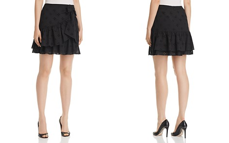 Le Gali Frances Ruffled Eyelet Skirt - 100% Exclusive - Bloomingdale's_2