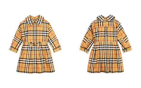 Burberry Girls' Mini Crissida Vintage Check Dress - Baby - Bloomingdale's_2