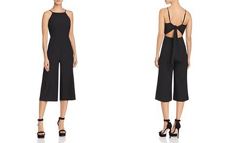 FORE Tie-Back Cropped Jumpsuit - Bloomingdale's_2