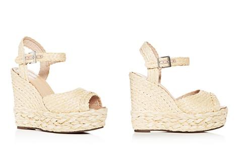 SCHUTZ Women's Belatrix Platform Wedge Sandals - Bloomingdale's_2