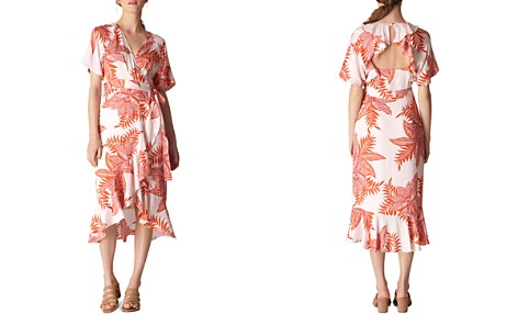 Whistles Palmyra Printed Wrap Dress - Bloomingdale's_2