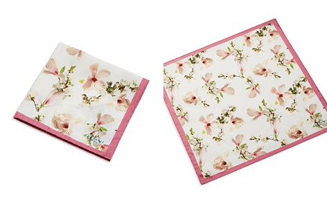 Ted Baker Sarre Harmony Print Pocket Square - Bloomingdale's_2