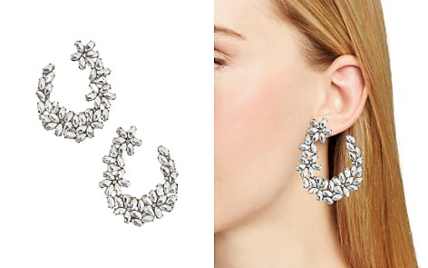 BAUBLEBAR Evolet Open Loop Cluster Drop Earrings - Bloomingdale's_2