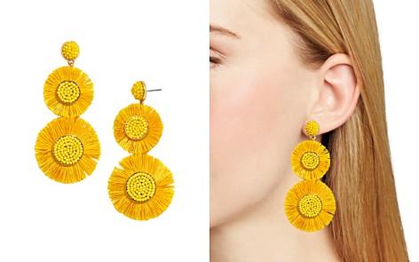 BAUBLEBAR Mariette Round Fringed Drop Earrings - Bloomingdale's_2