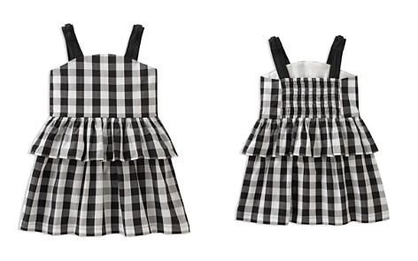 kate spade new york Girls' Gingham Sundress - Little Kid - Bloomingdale's_2