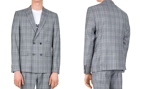 The Kooples Modern Prince de Galles Slim Fit Sport Coat - Bloomingdale's_2