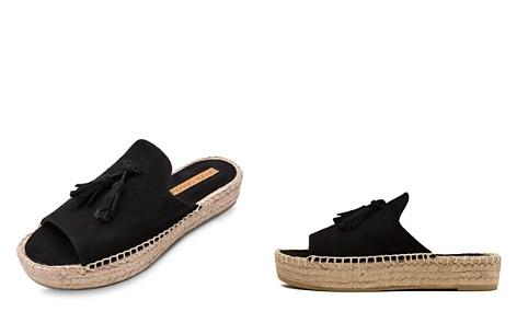 Andre Assous Women's Cameron Suede Espadrille Platform Sandals - Bloomingdale's_2