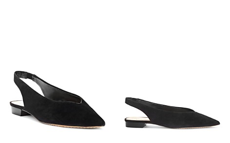 VINCE CAMUTO Women's Maltida Suede Slingback Flats - Bloomingdale's_2