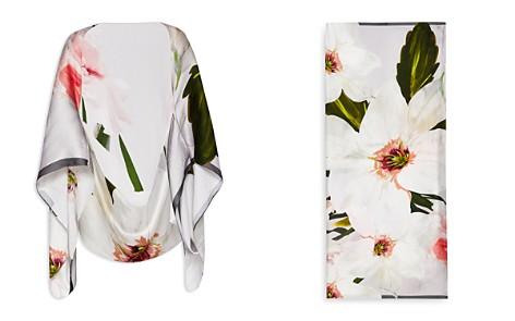 Ted Baker Fimsa Chatsworth Bloom Silk Cape Scarf - Bloomingdale's_2