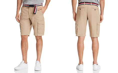Tommy Hilfiger John Regular Fit Cargo Shorts - Bloomingdale's_2