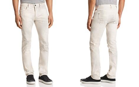 Hudson Vaughn Skinny Fit Jeans in Sunland - Bloomingdale's_2