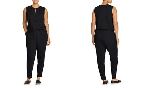 Lauren Ralph Lauren Plus Embroidered Skinny Jumpsuit - Bloomingdale's_2