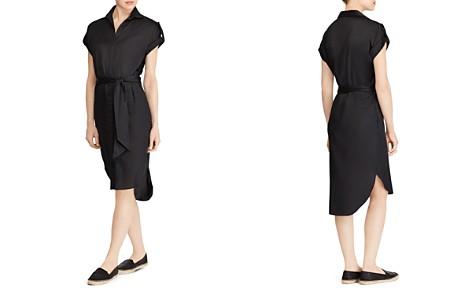Lauren Ralph Lauren High/Low Shirt Dress - Bloomingdale's_2