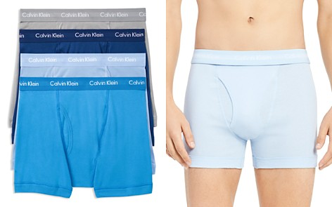 Calvin Klein Boxer Briefs, 3 Pack Plus Bonus Pair - Bloomingdale's_2