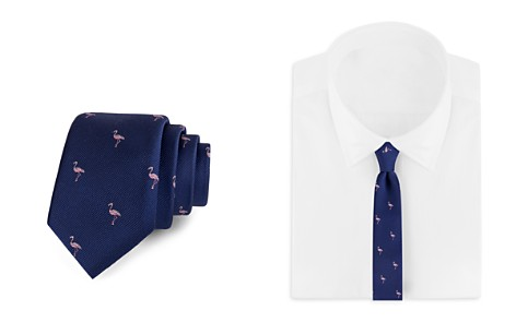 Bloomingdale's Boys Boys' Flamingo Tie - 100% Exclusive_2