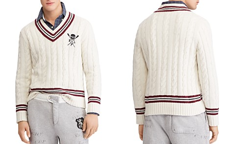 Polo Ralph Lauren V-Neck Cricket Sweater - Bloomingdale's_2