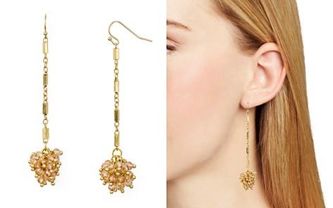 AQUA Beaded Drop Earrings - 100% Exclusive - Bloomingdale's_2