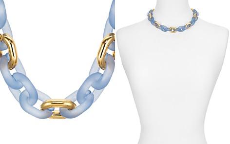 "AQUA Short Lucite Link Necklace, 37"" - 100% Exclusive - Bloomingdale's_2"