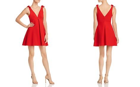 LIKELY Darien Pleated A-Line Dress - Bloomingdale's_2
