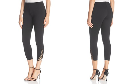 Lyssé Clio Cropped Cutout Leggings - Bloomingdale's_2