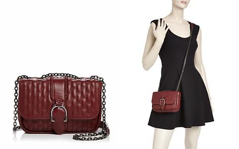 Longchamp Amazone Matelassé Small Convertible Leather Crossbody - Bloomingdale's_2