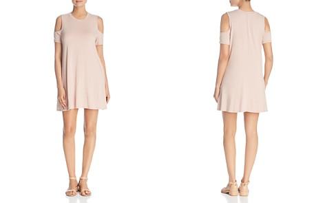 Elan Cold-Shoulder Dress - Bloomingdale's_2