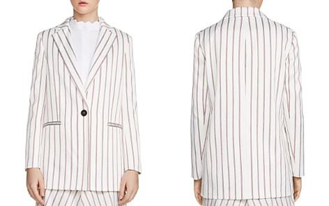 Maje Vimaly Striped Blazer - Bloomingdale's_2