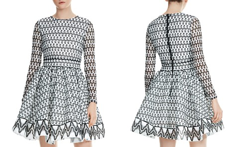 Maje Royan Lace Dress - Bloomingdale's_2